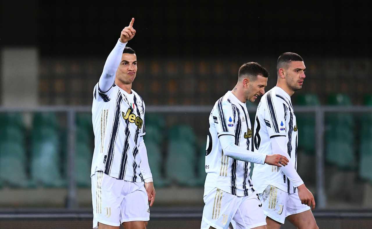 Calciomercato Juventus, addio Ronaldo: chiesto Verratti | Mossa PSG