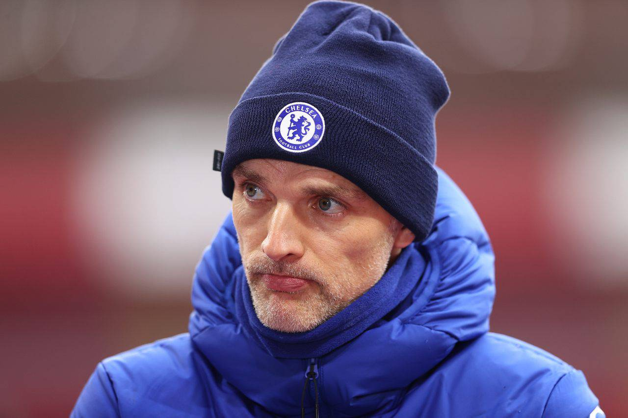 Tuchel Chelsea calciomercato