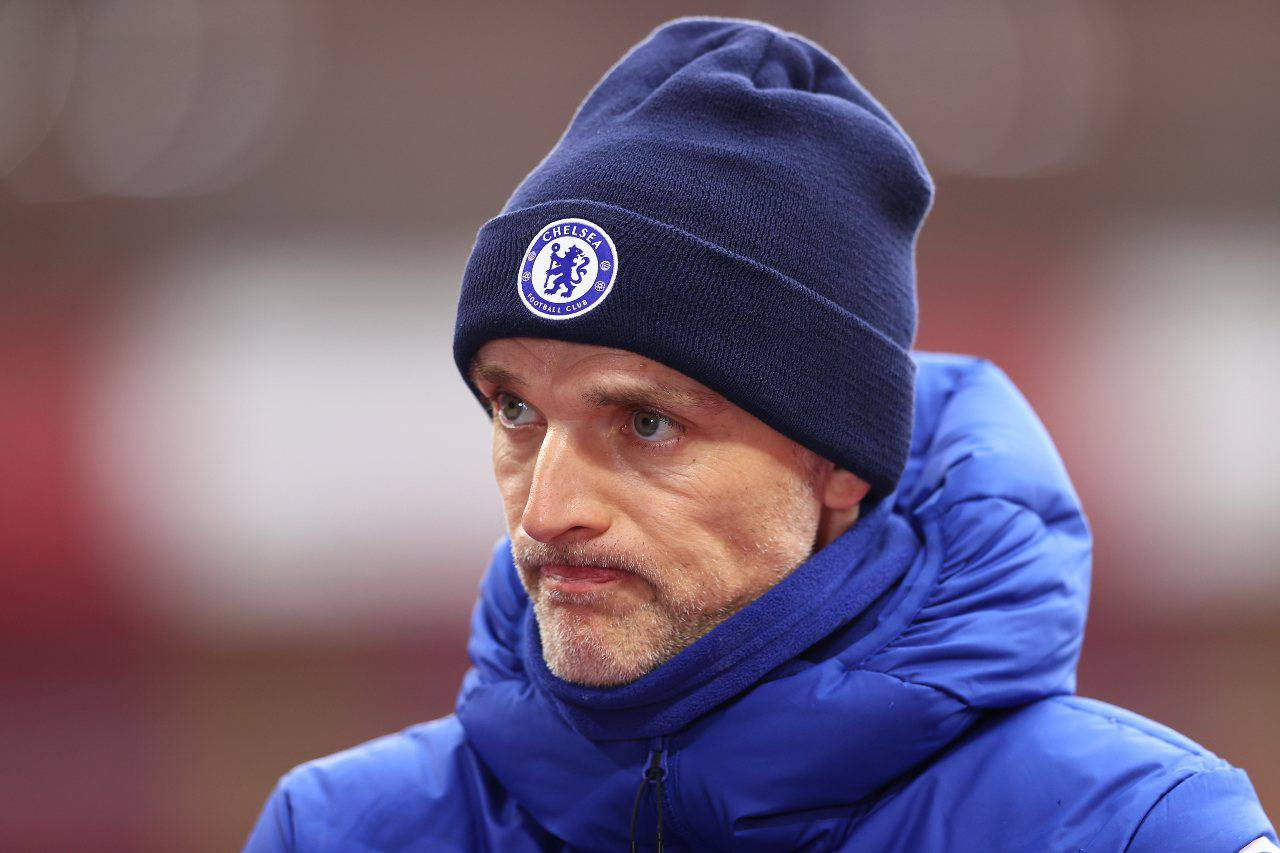 Tuche Chelsea Superlega