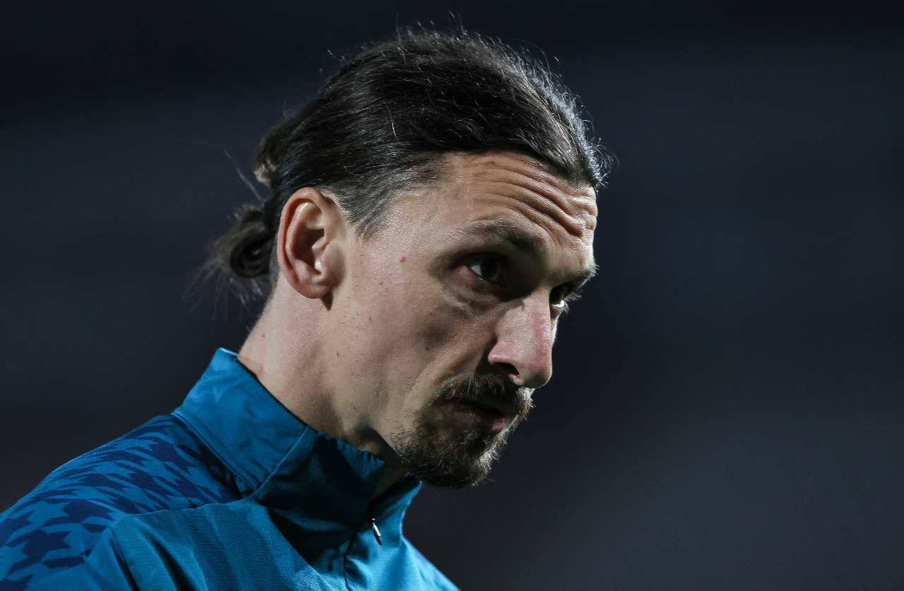 Milan Ibrahimovic multa UEFA scommesse ufficiale
