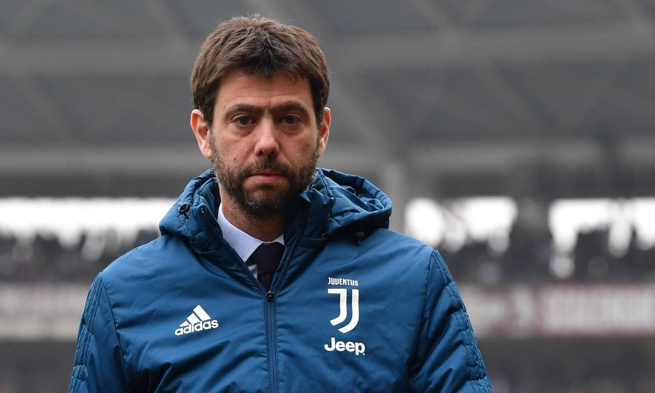 Agnelli calciomercato Juventus