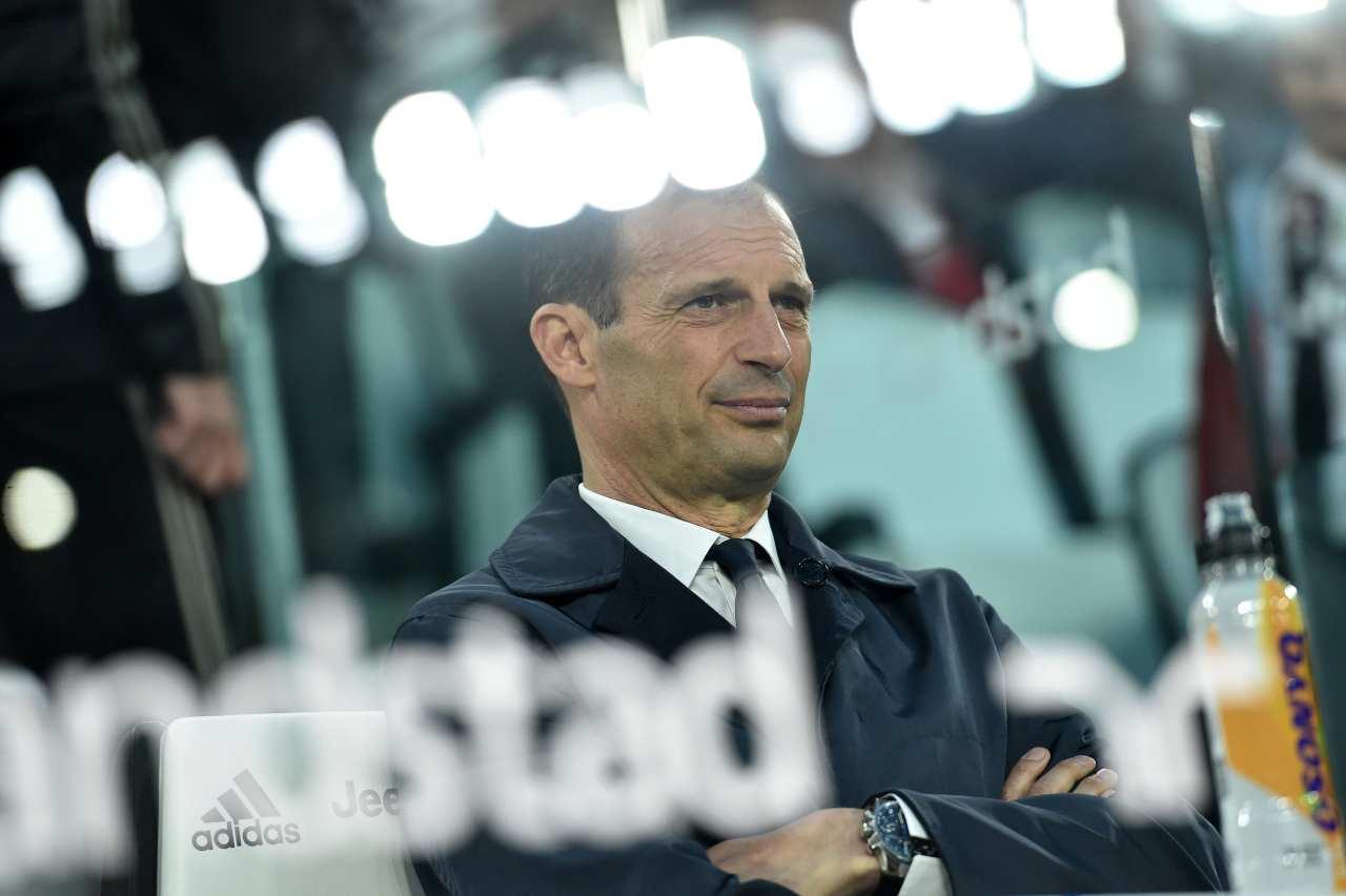 Allegri Juventus calciomercato