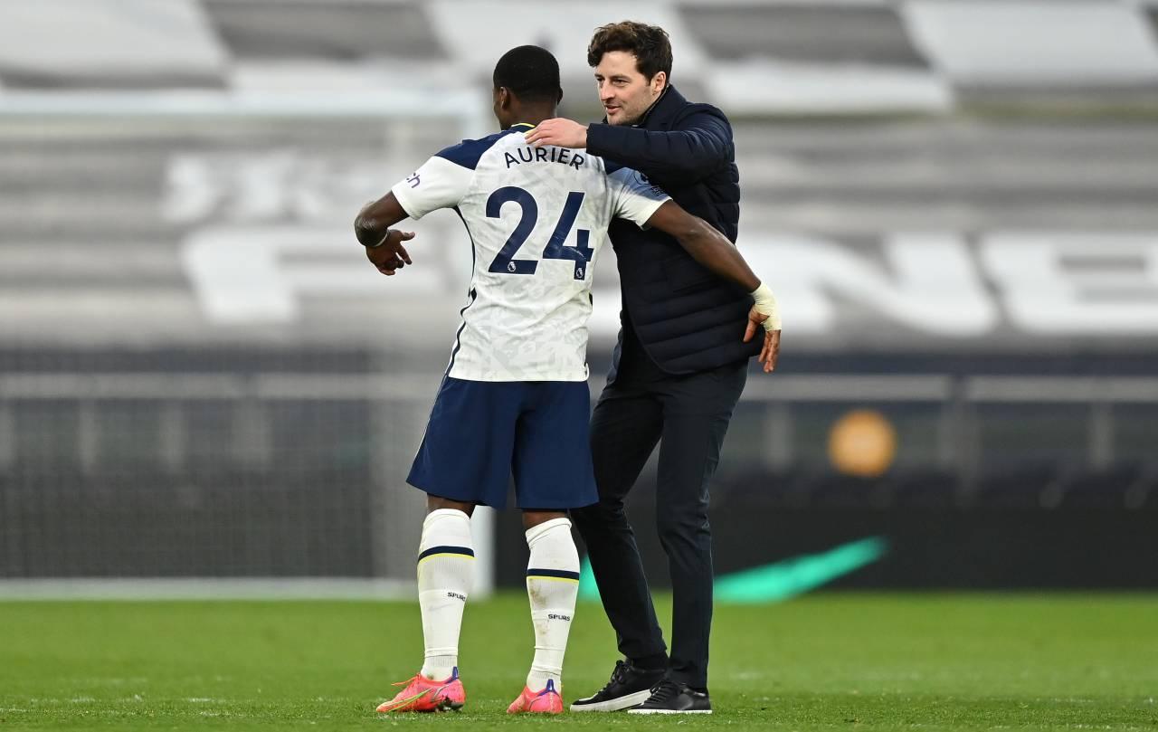 Calciomercato Milan, Aurier in uscita dal Tottenham | La situazione