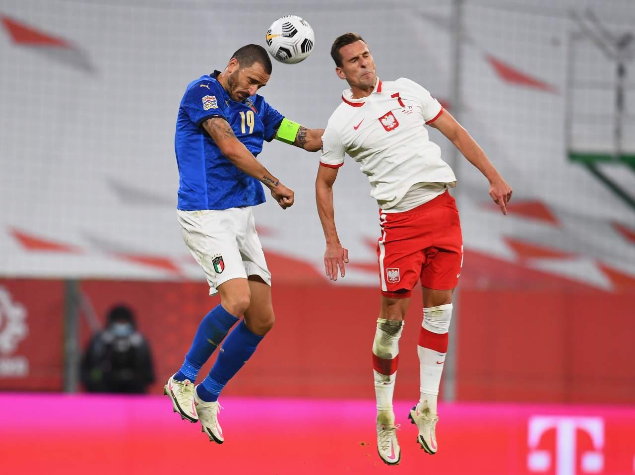 Calciomercato Juventus, tris di club su Milik | La situazione