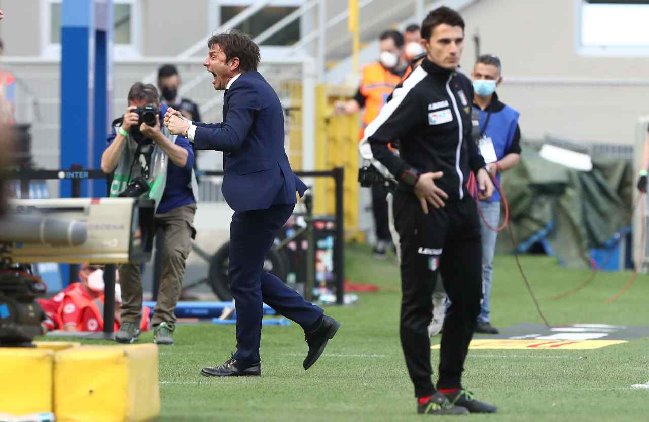 Conte addio Inter