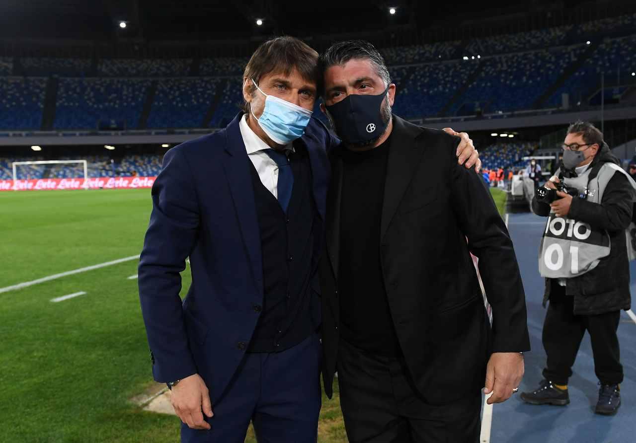 Gattuso napoli inter