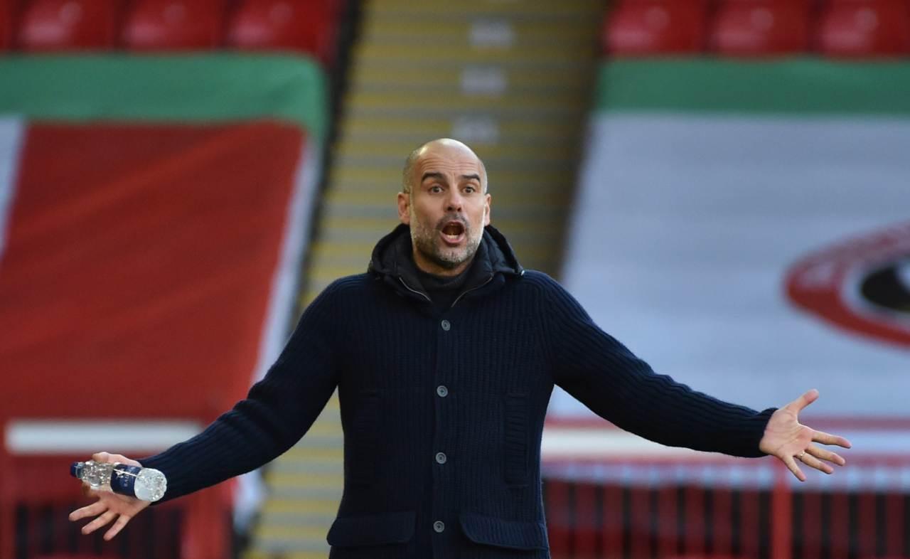 Calciomercato Juventus, scambio in difesa con Guardiola