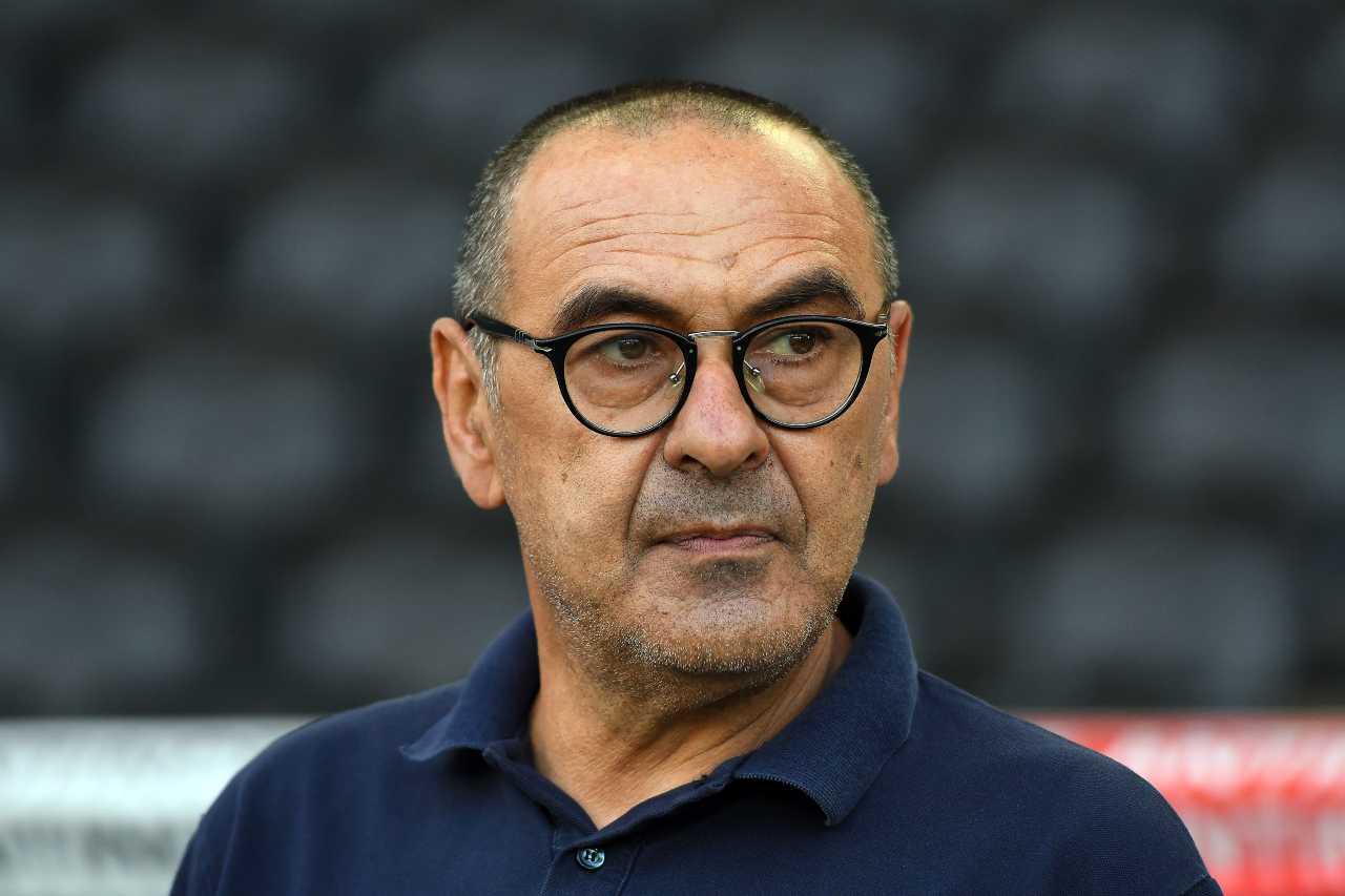 Juventus Milan Tottenham Dybala Sarri