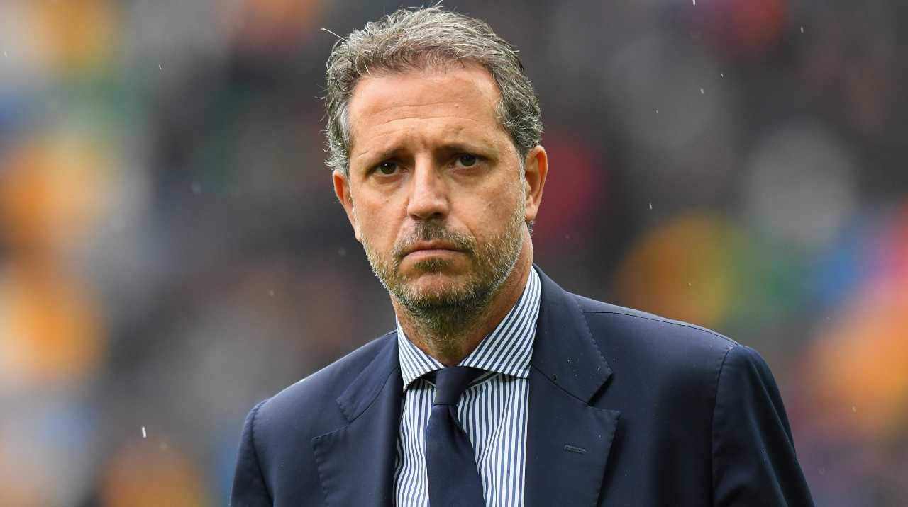 Calciomercato Juventus Paratici Agnelli Allegri