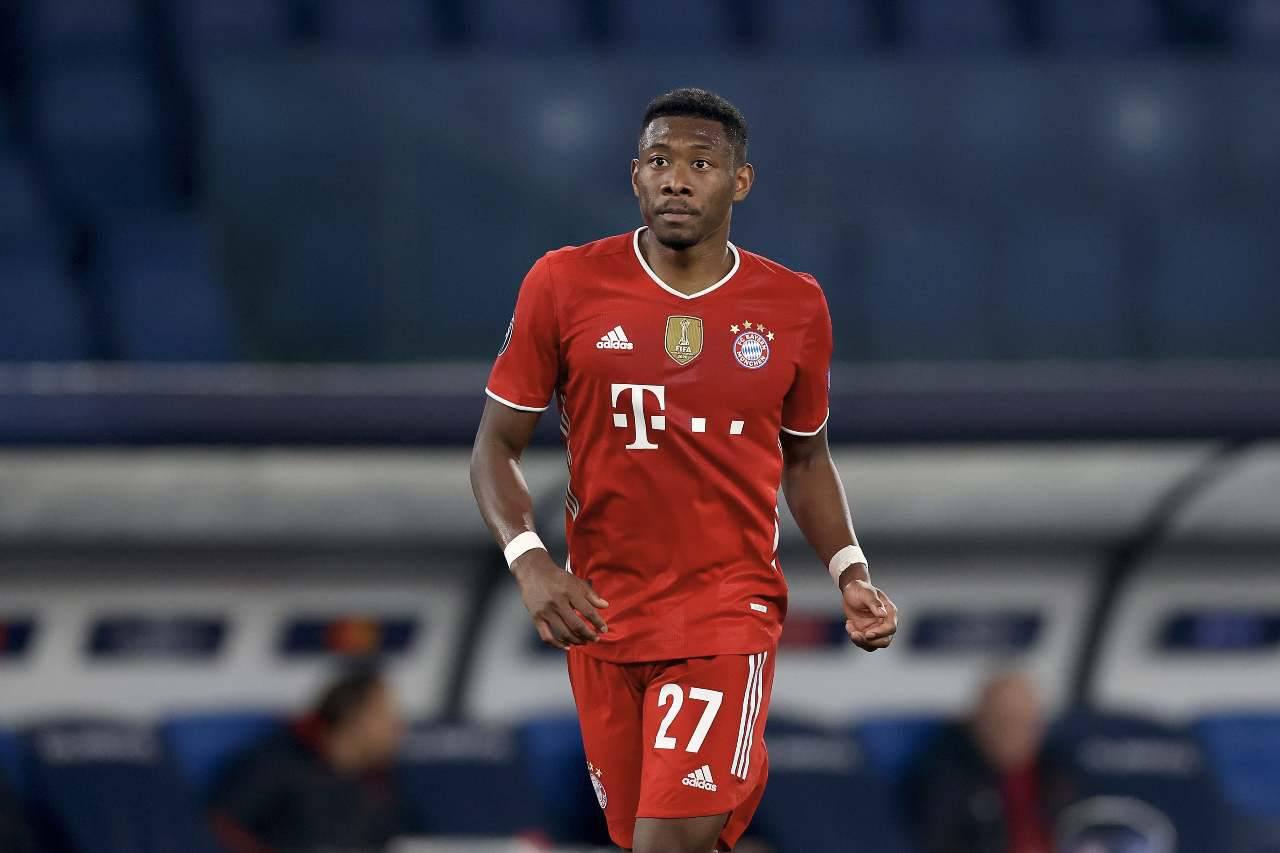 Alaba Bayern