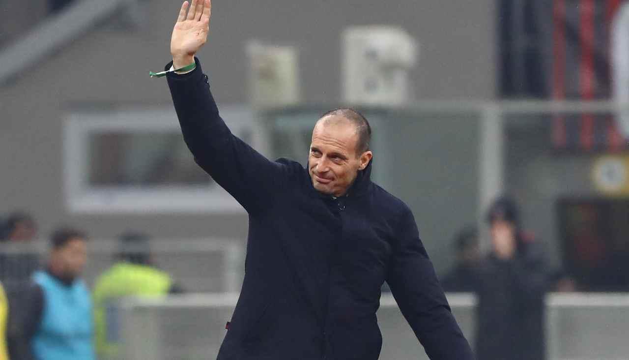 Calciomercato Juventus Allegri Calhanoglu