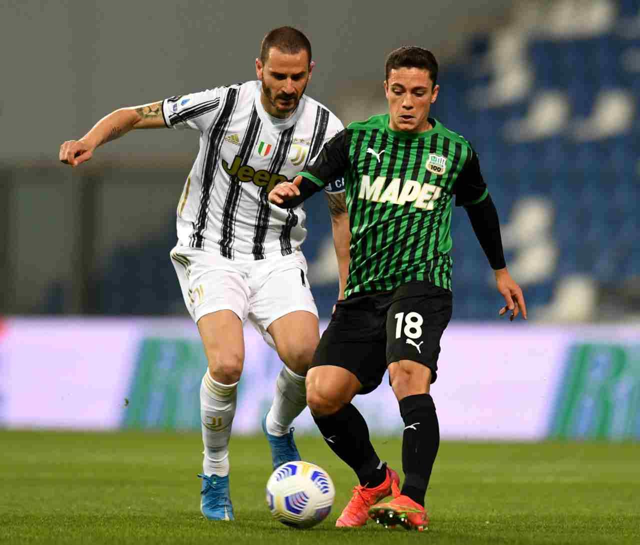 KO Inter Juventus Raspadori