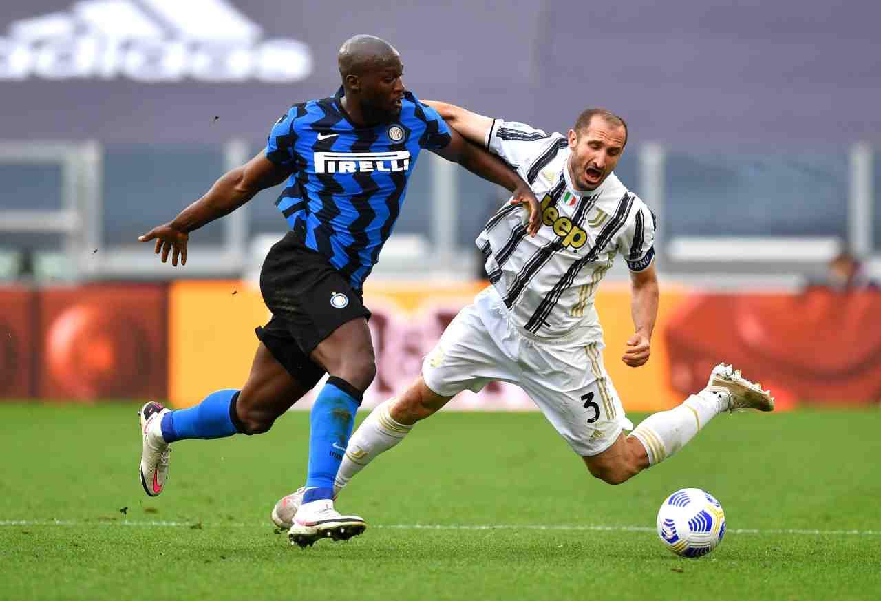 Coppa Italia Atalanta Juventus Chiellini Pirlo Bonucci conferenza
