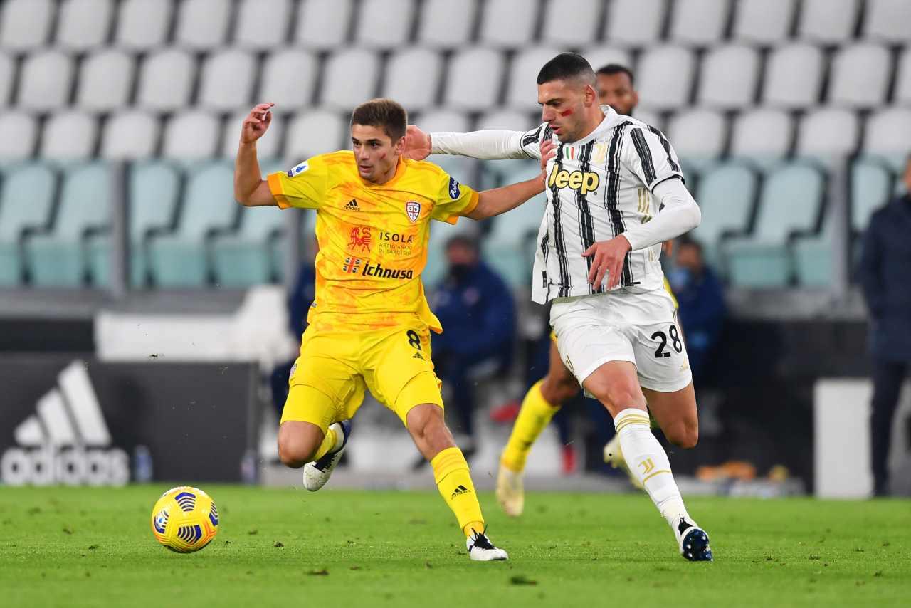 Calciomercato Juventus, Demiral nello scambio con la big | Arriva il 'no'