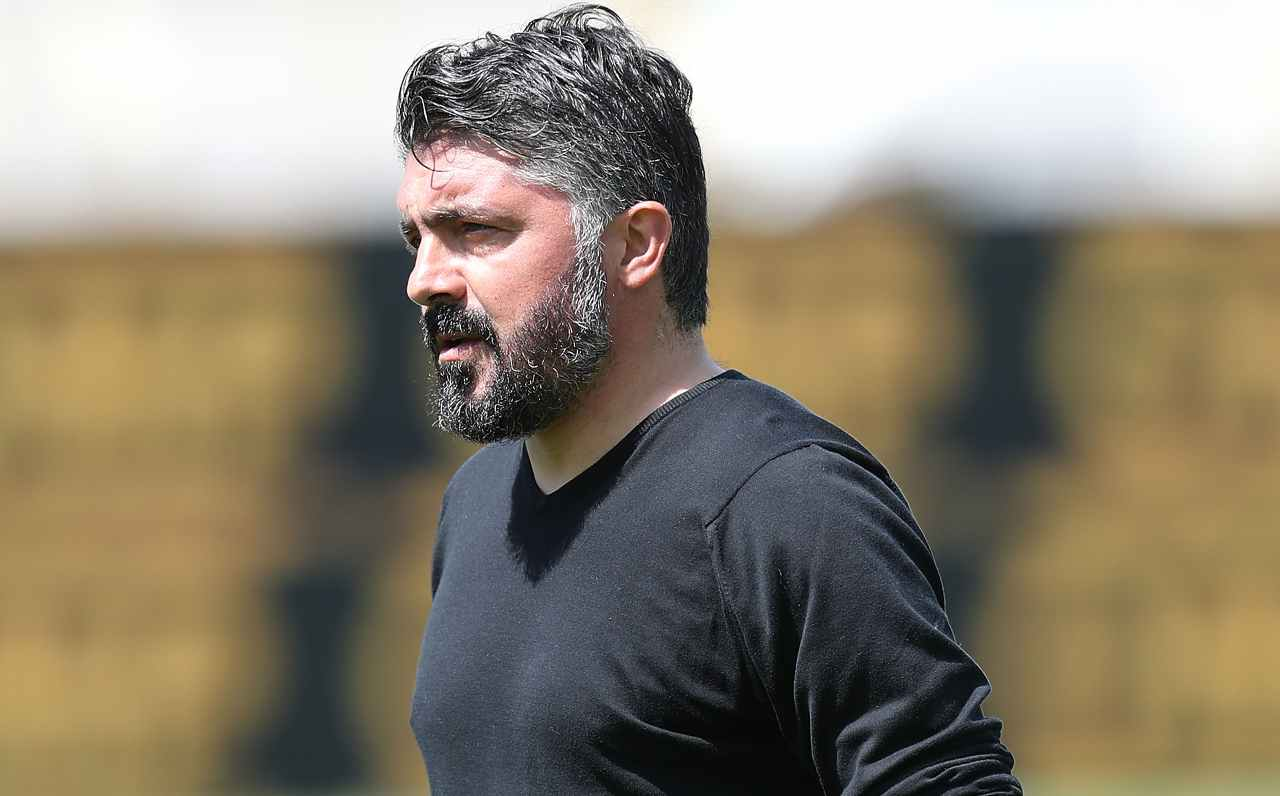 Calciomercato Napoli, addio Gattuso | No ad Allegri: offerta all'estero!