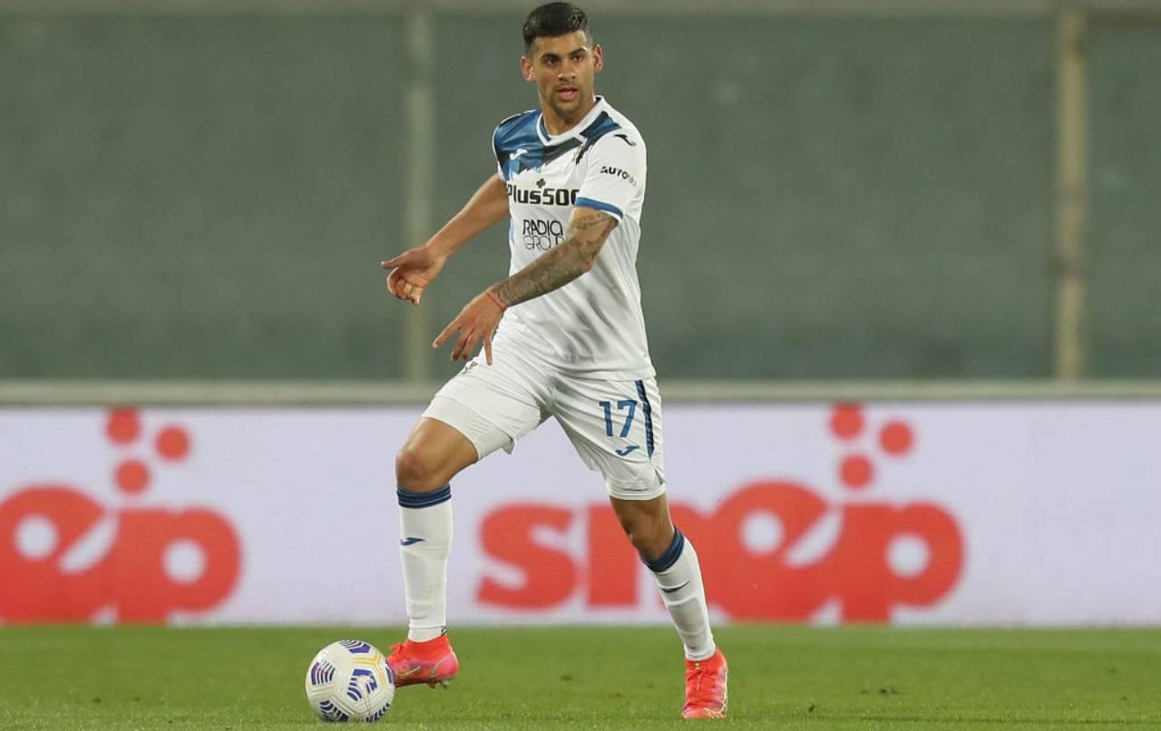 Romero calciomercato Atalanta Juventus