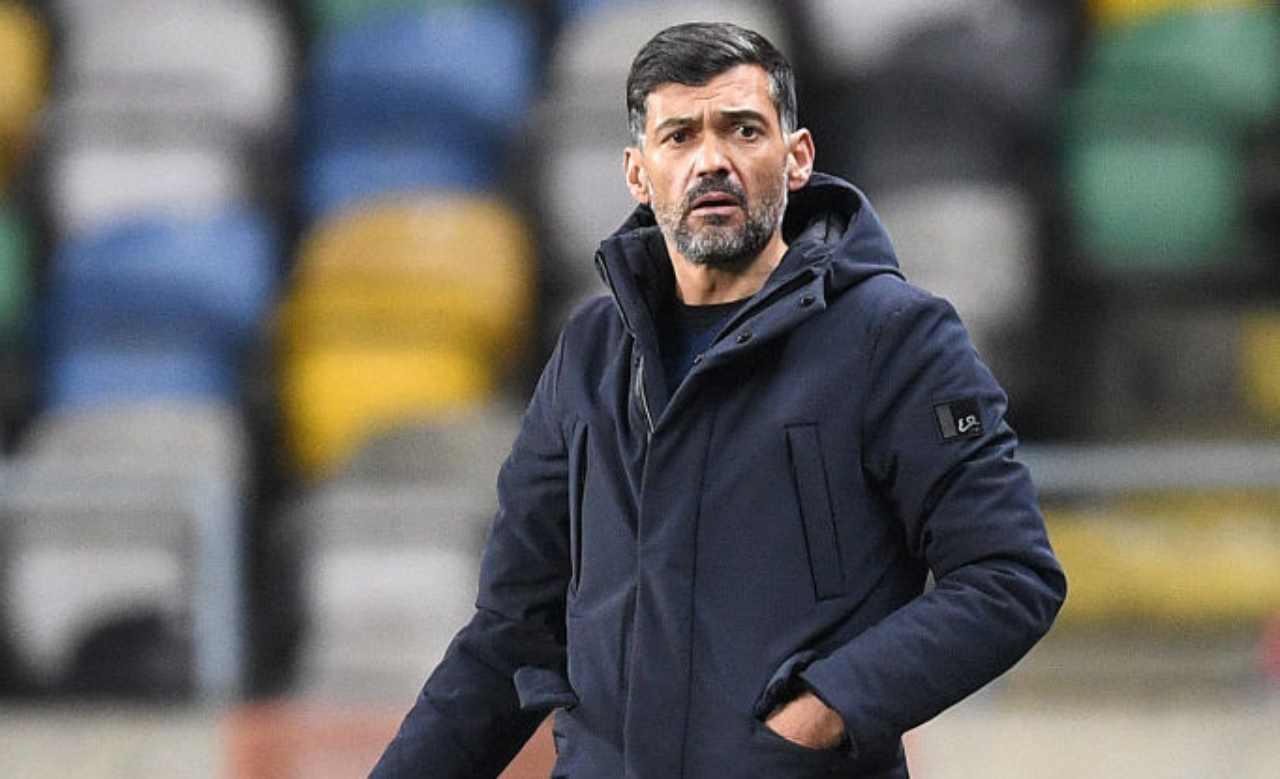 Sergio Conceicao Calciomercato Napoli