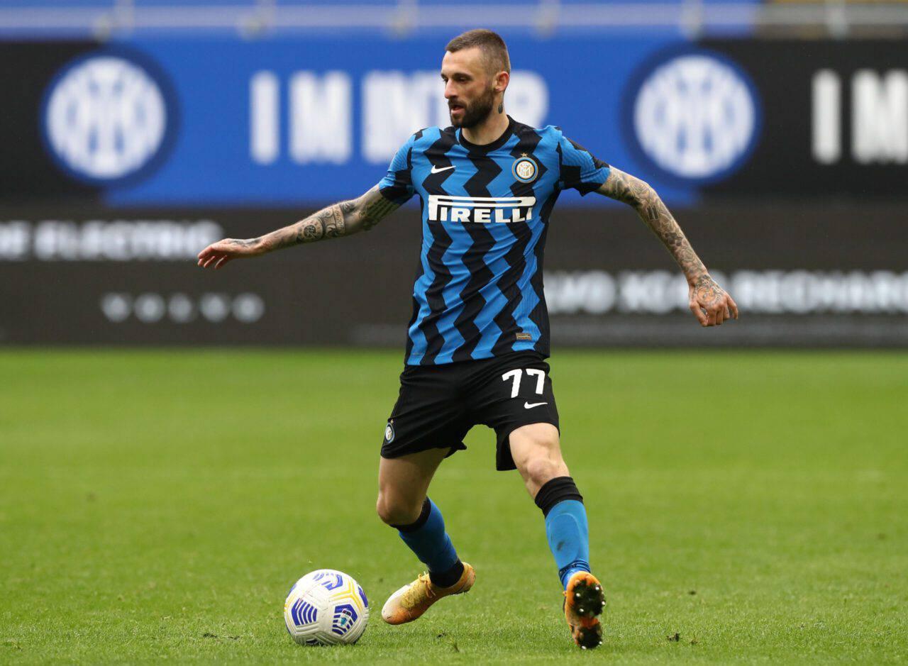 Calciomercato Inter, offerta Arsenal per Brozovic