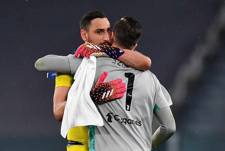 Calciomercato Juventus Donnarumma Szczesny Barcellona Milan ter Stegen