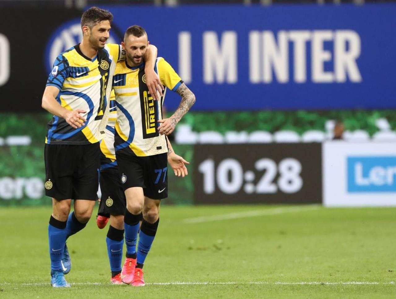 Inter, possibile addio di Brozovic