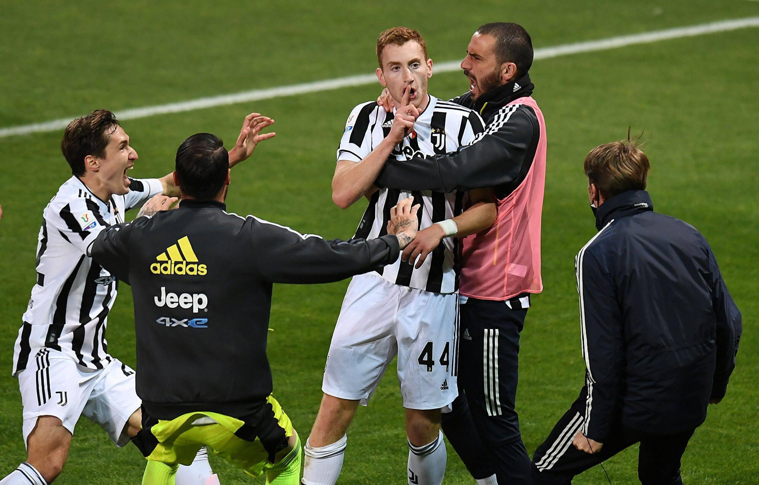 Kulusevski Juventus Atalanta