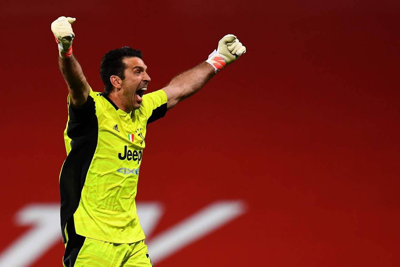 Juventus Buffon addio tifosi Coppa Italia