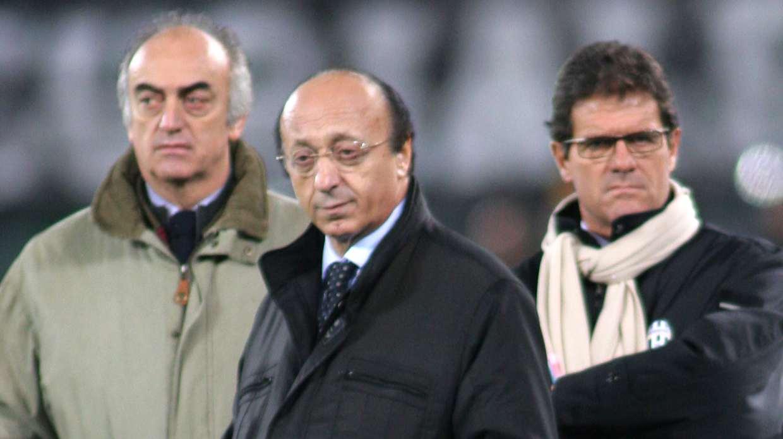 Calciomercato Juventus Moggi