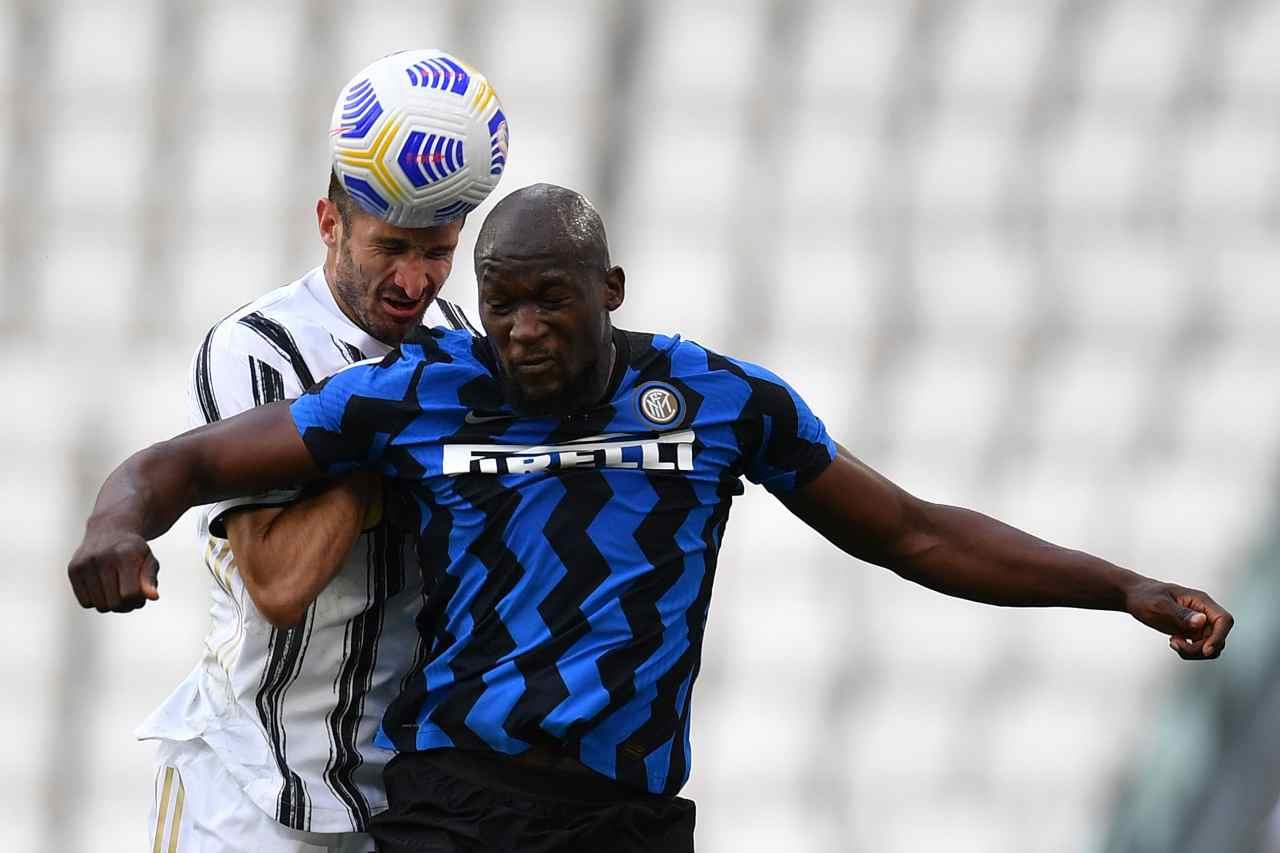 Juventus Inter Calvarese tifosi