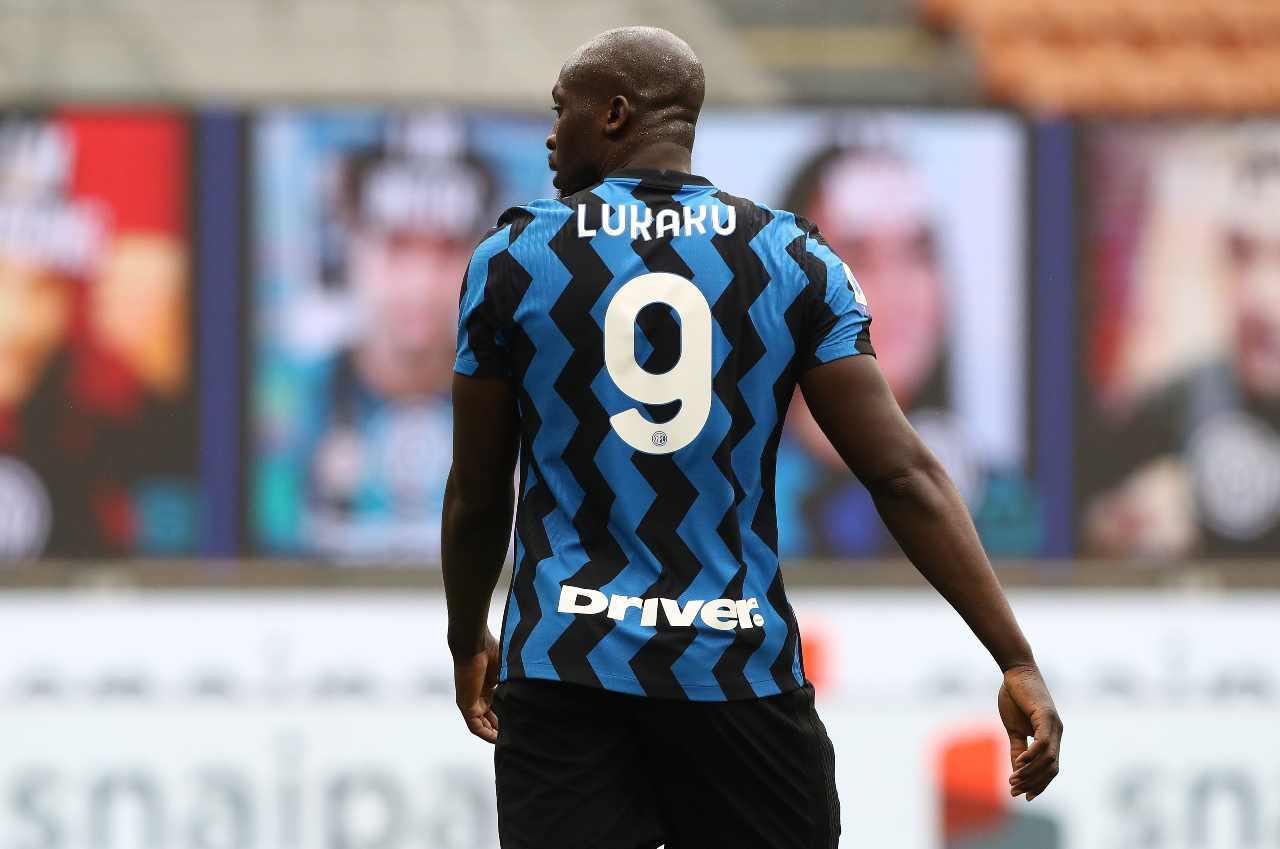 Inter Lukaku Manchester City Conte