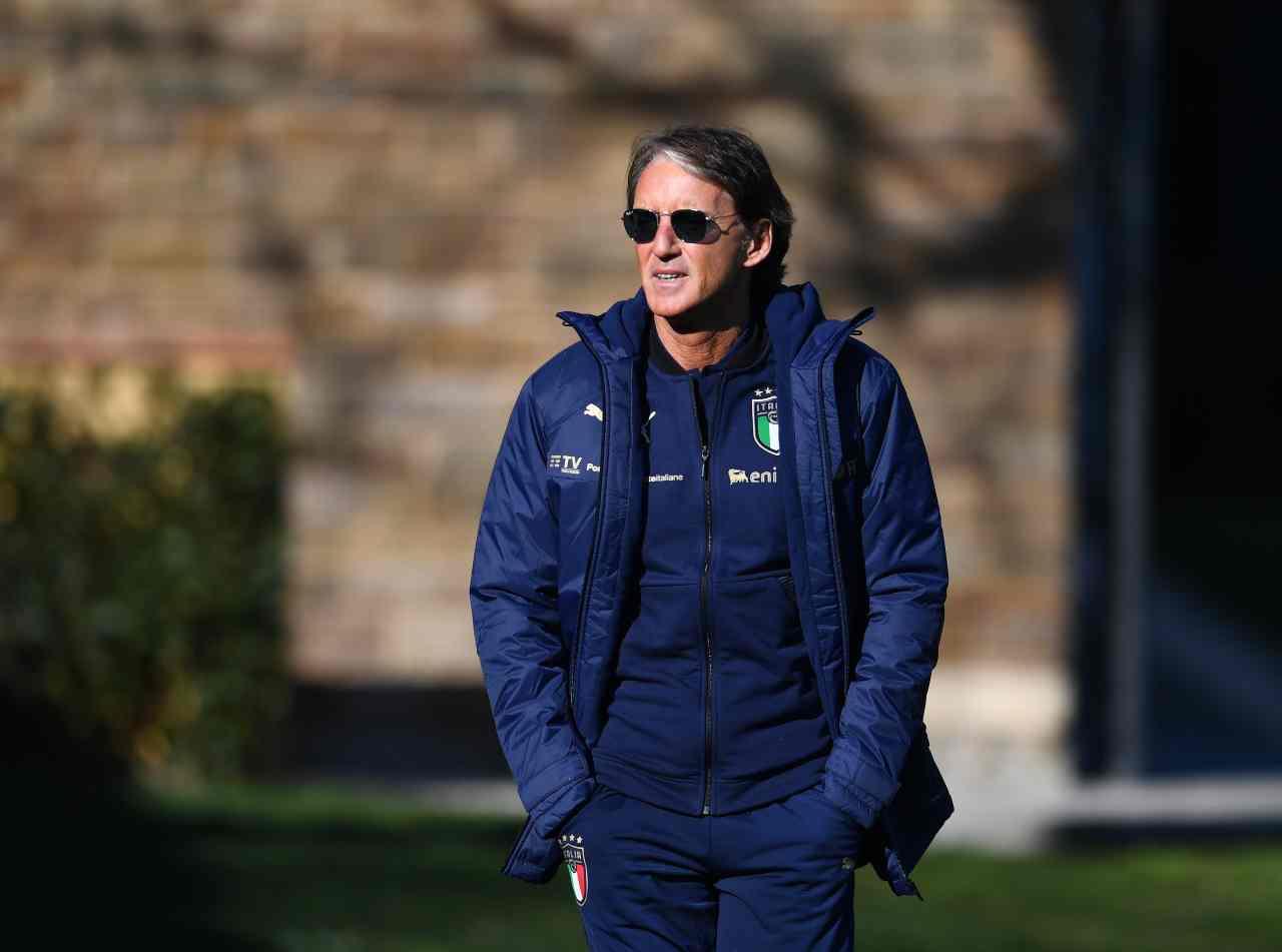 Italia convocati Euro 2020 Mancini Raspadori