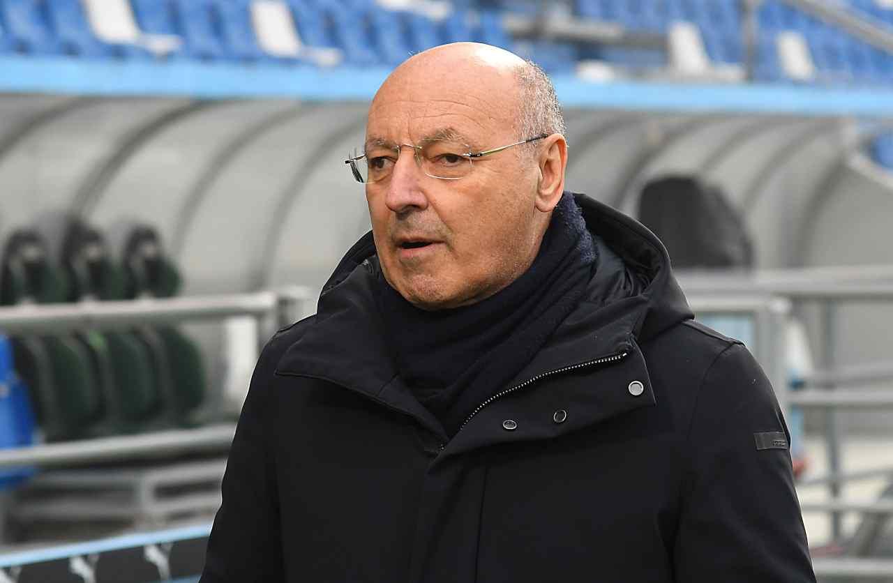Calciomercato Inter e Juventus, Marotta e i nomi a centrocampo