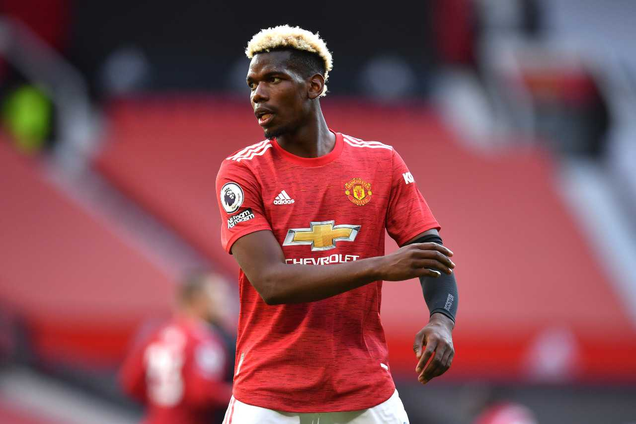 Juventus Pogba Real Madrid Manchester United Lione Aouar