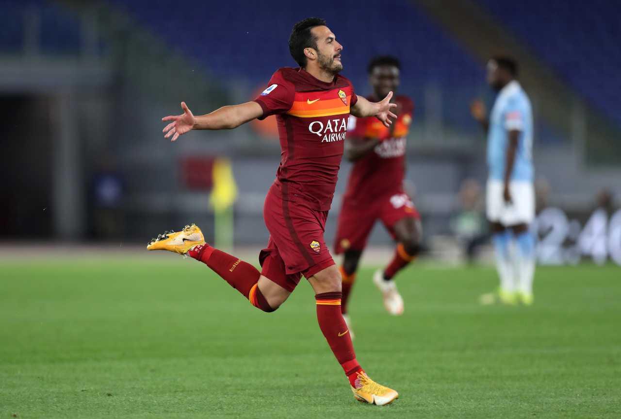 Roma Lazio tabellino classifica