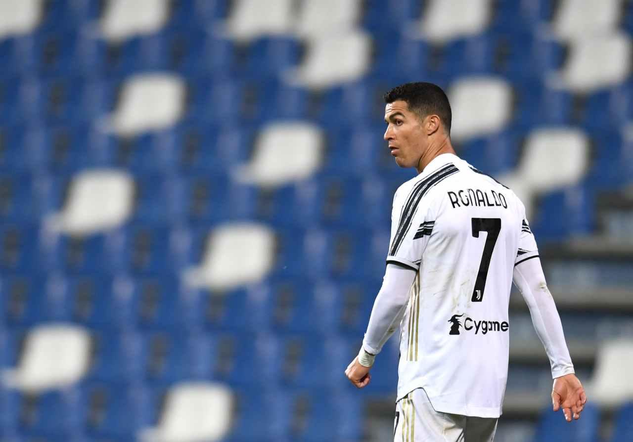Le formazioni ufficiali di Bologna-Juventus | Pirlo lascia fuori Ronaldo