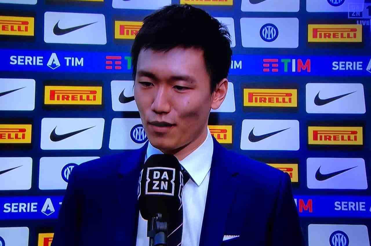 Inter Udinese Zhang