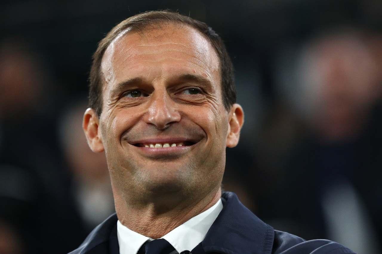 Allegri Juventus Real Madrid