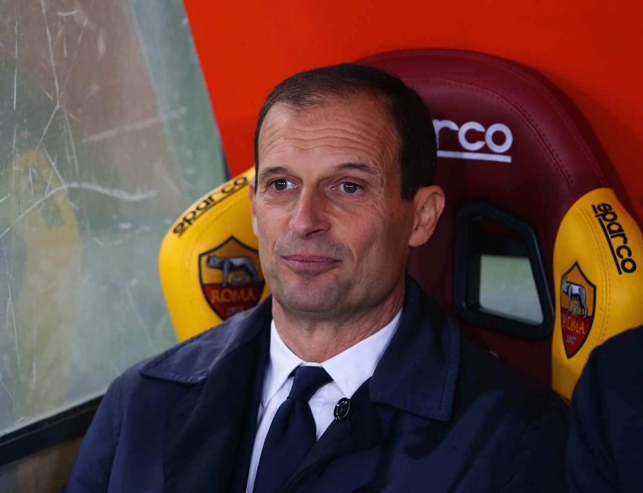 Allegri Zidane Juventus