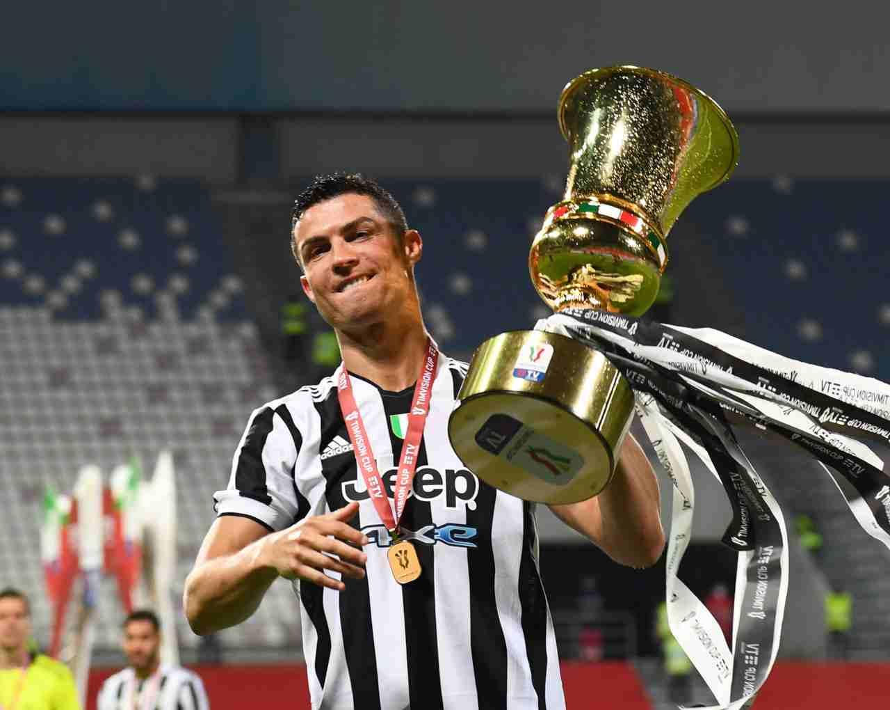 Cristiano Ronaldo addio JUve