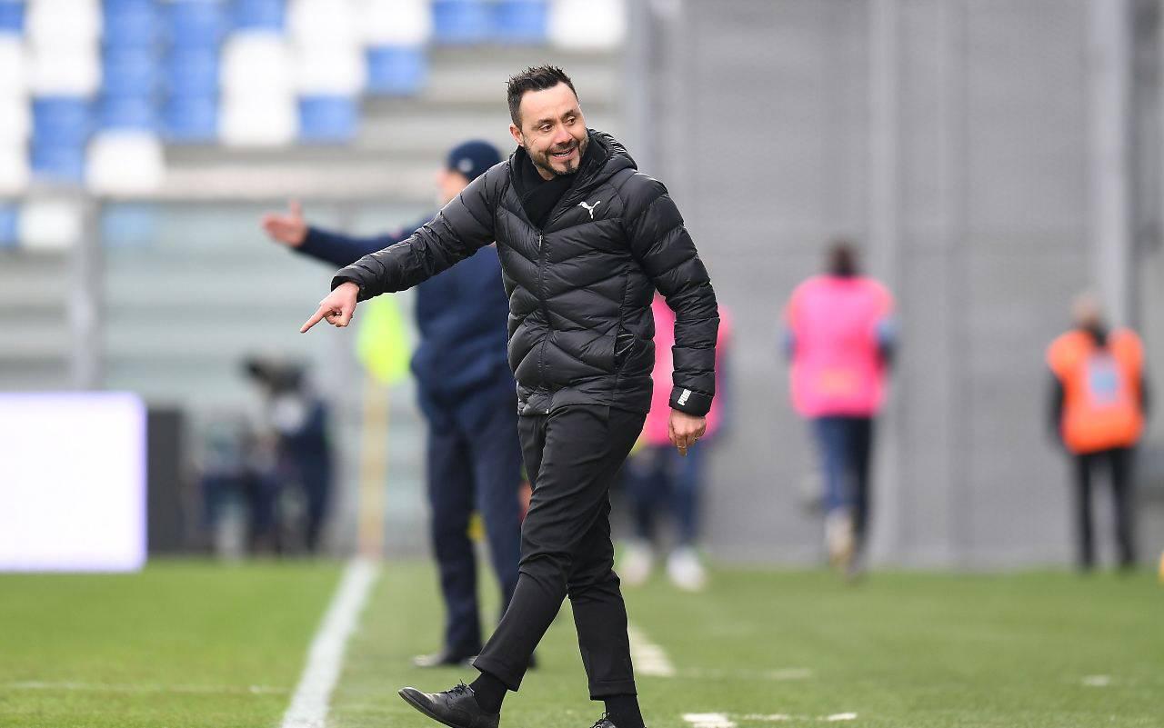 Calciomercato Inter, Sensi con De Zerbi allo Shakhtar: il punto