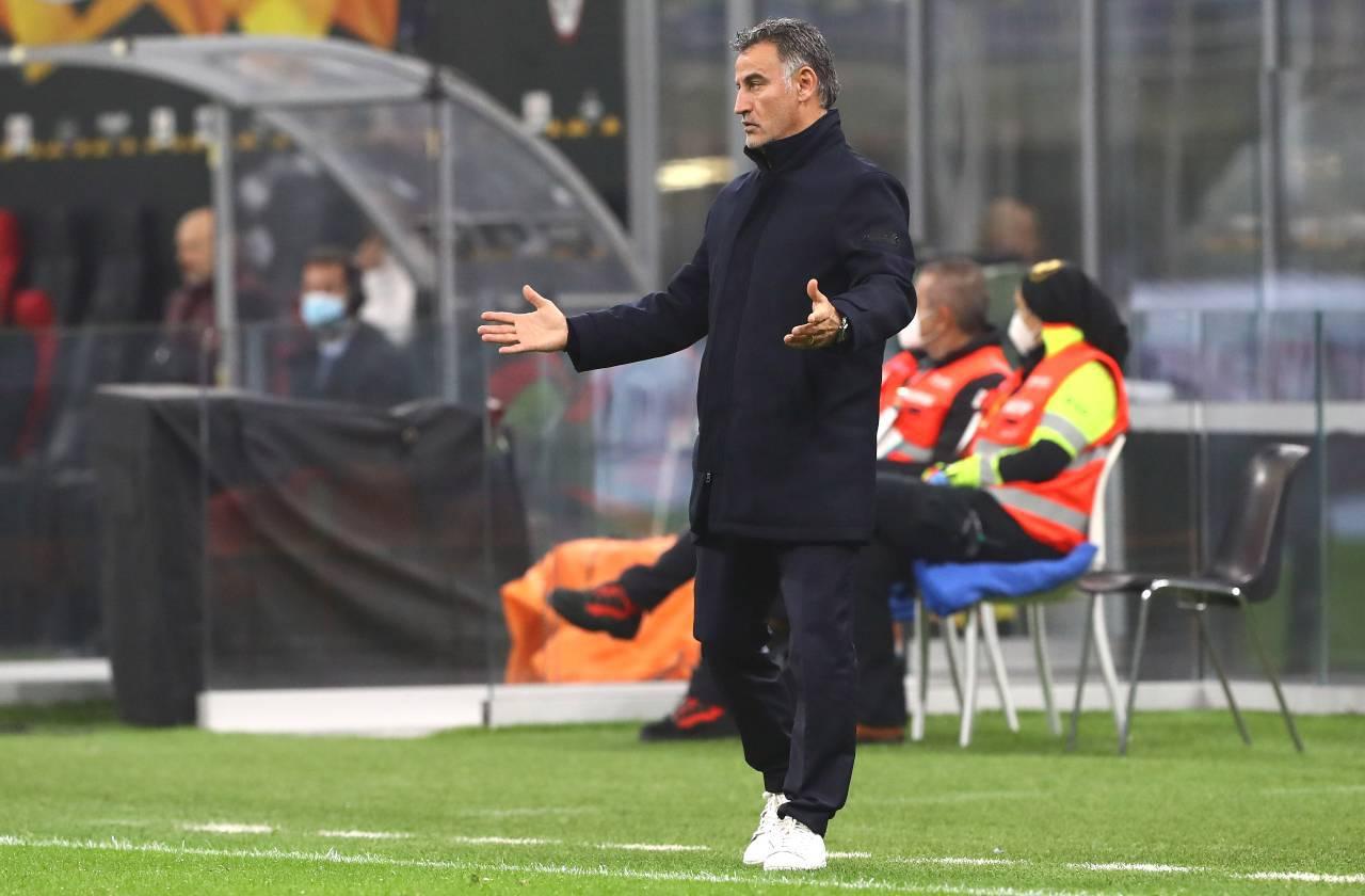"""Calciomercato, Galtier annuncia: """"Ho un'offerta del Napoli"""""""