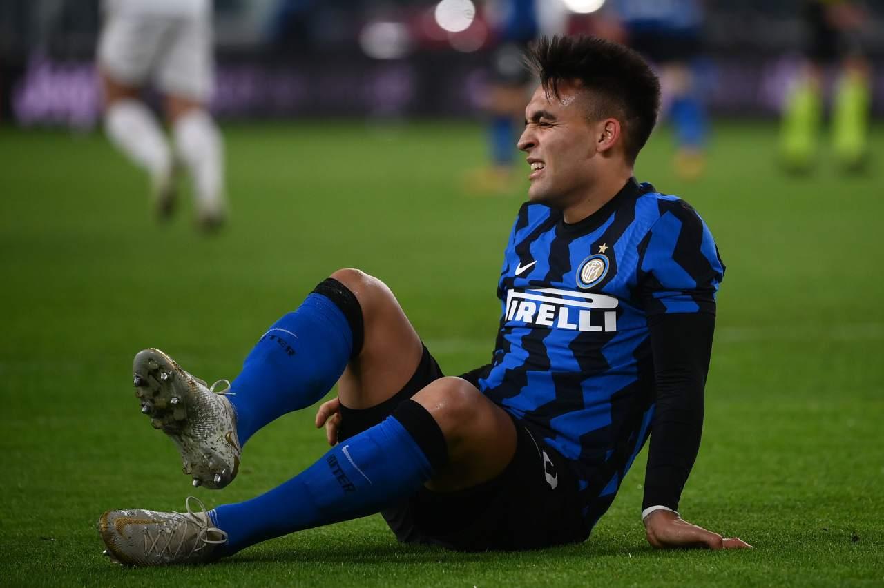 Calciomercato Inter, screzio Lautaro-Conte   Via l'argentino in uno scambio