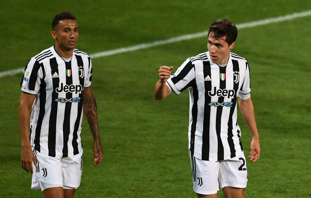 Chiesa Juventus Atalanta