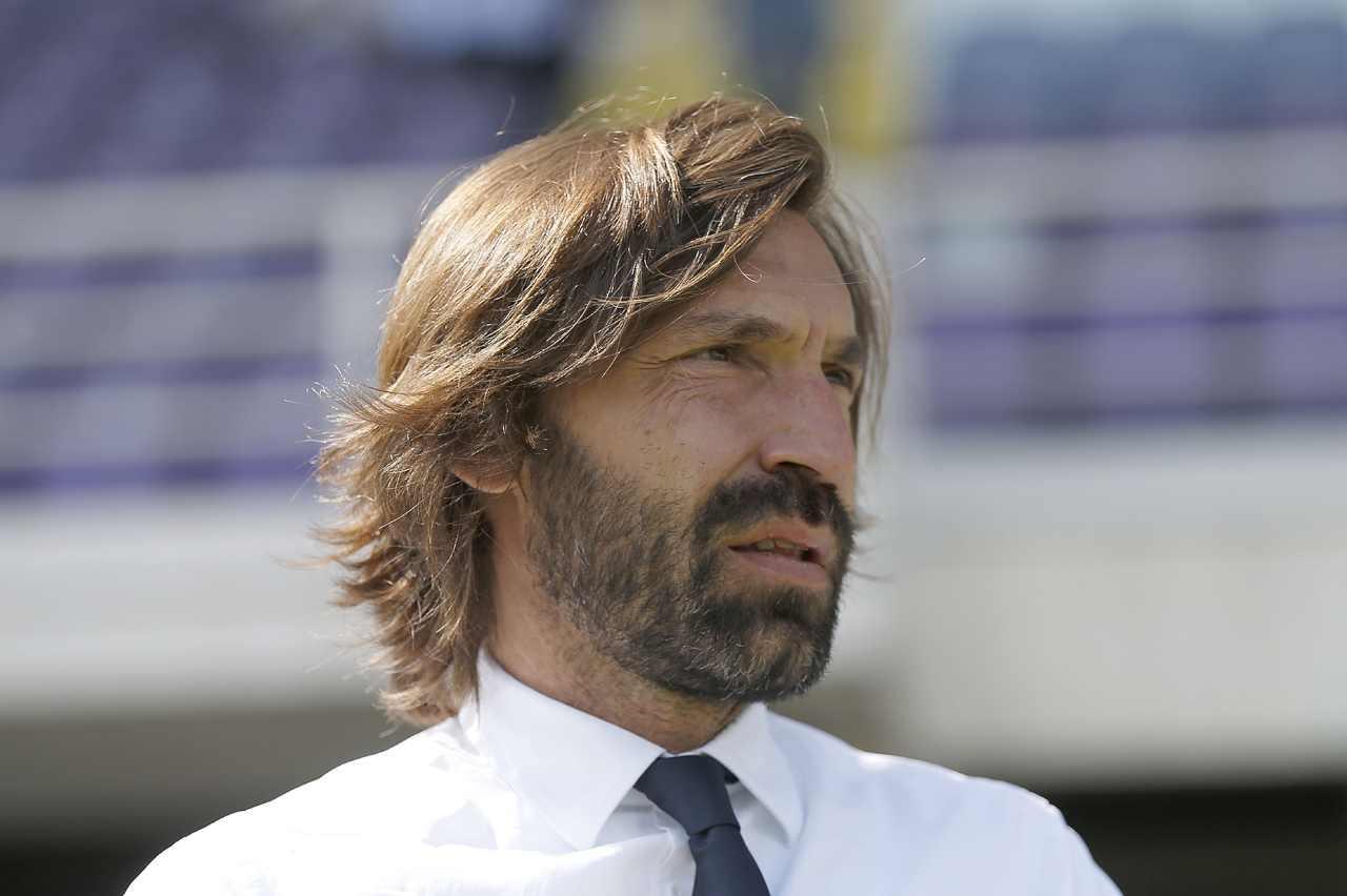 Atalanta Juventus Coppa Italia Pirlo Chiellini conferenza stampa Bonucci