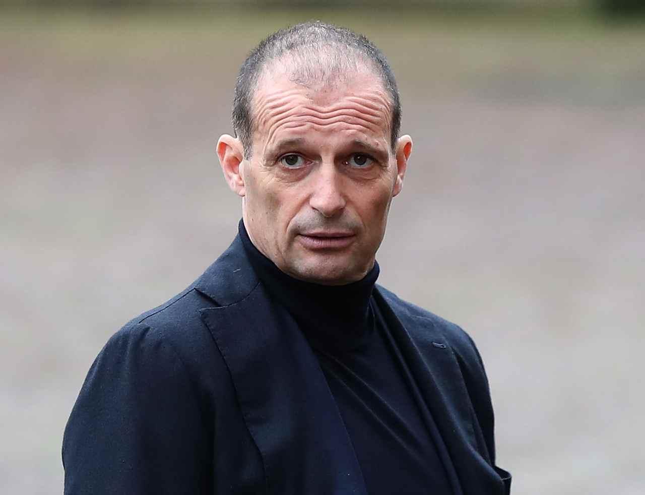 Juventus Allegri Arthur