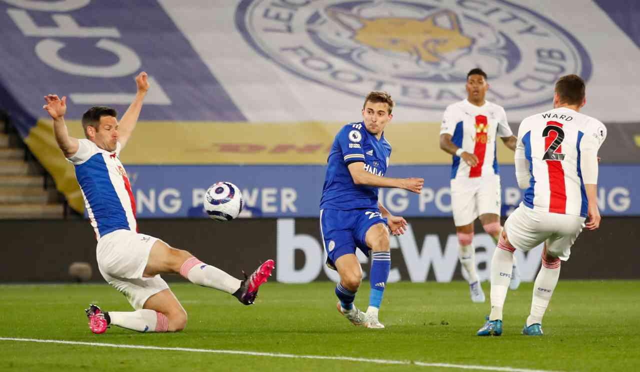 Juventus Castagne Leicester Demiral Soyuncu