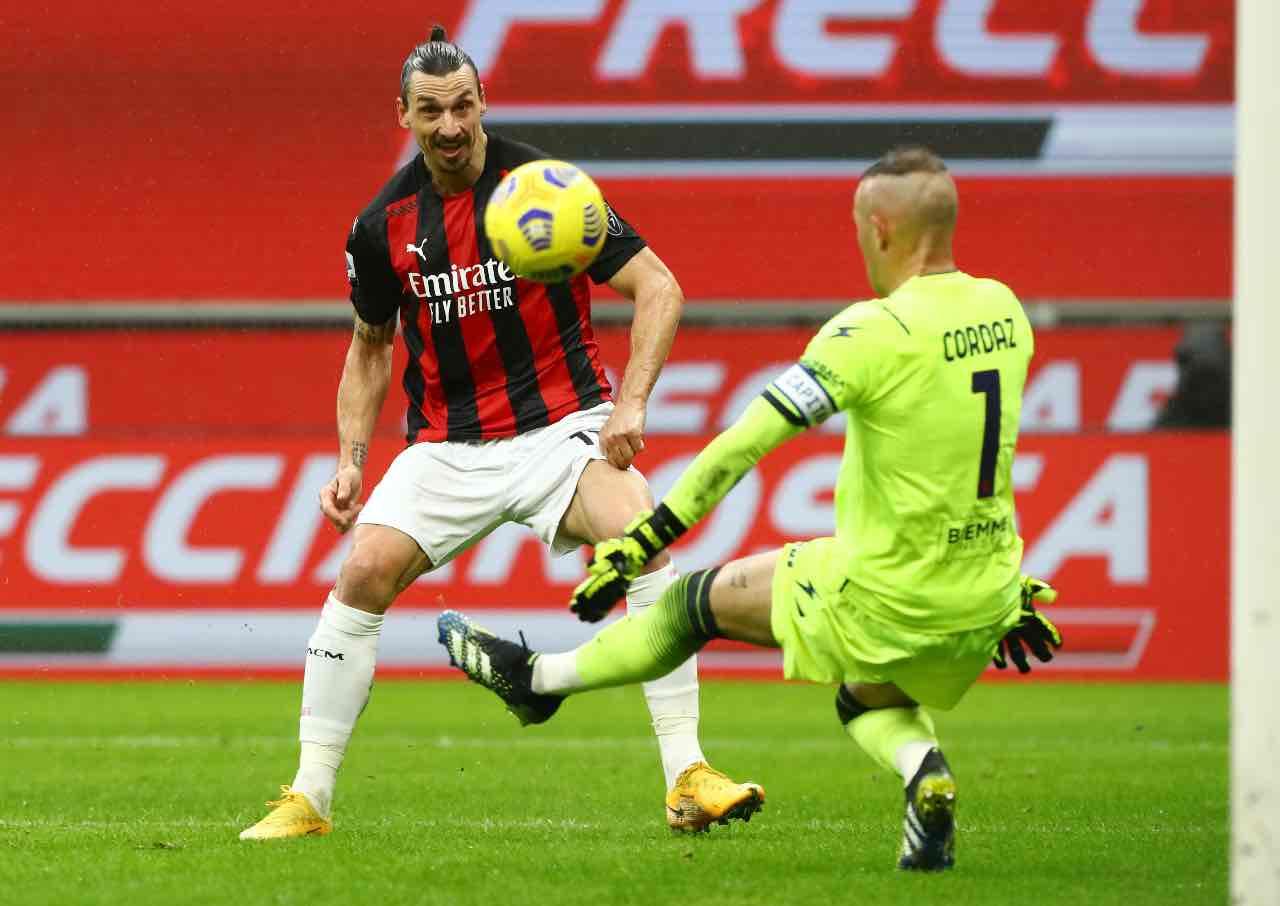 Cordaz ufficiale Inter
