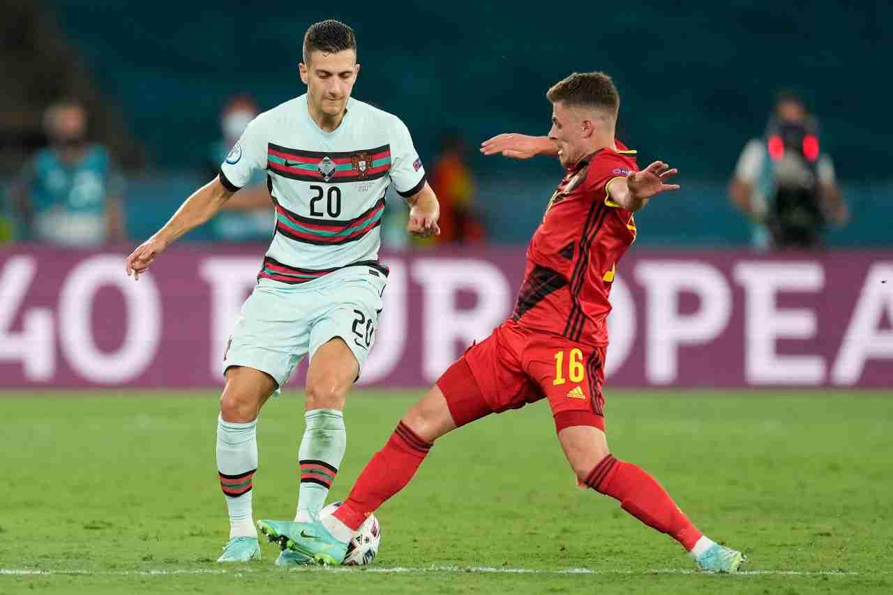 Calciomercato Milan, Dalot spinge per restare | Le ultime sulla trattativa