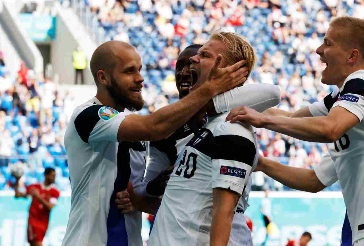 Euro 2020 Finlandia Genk Uronen Serie A