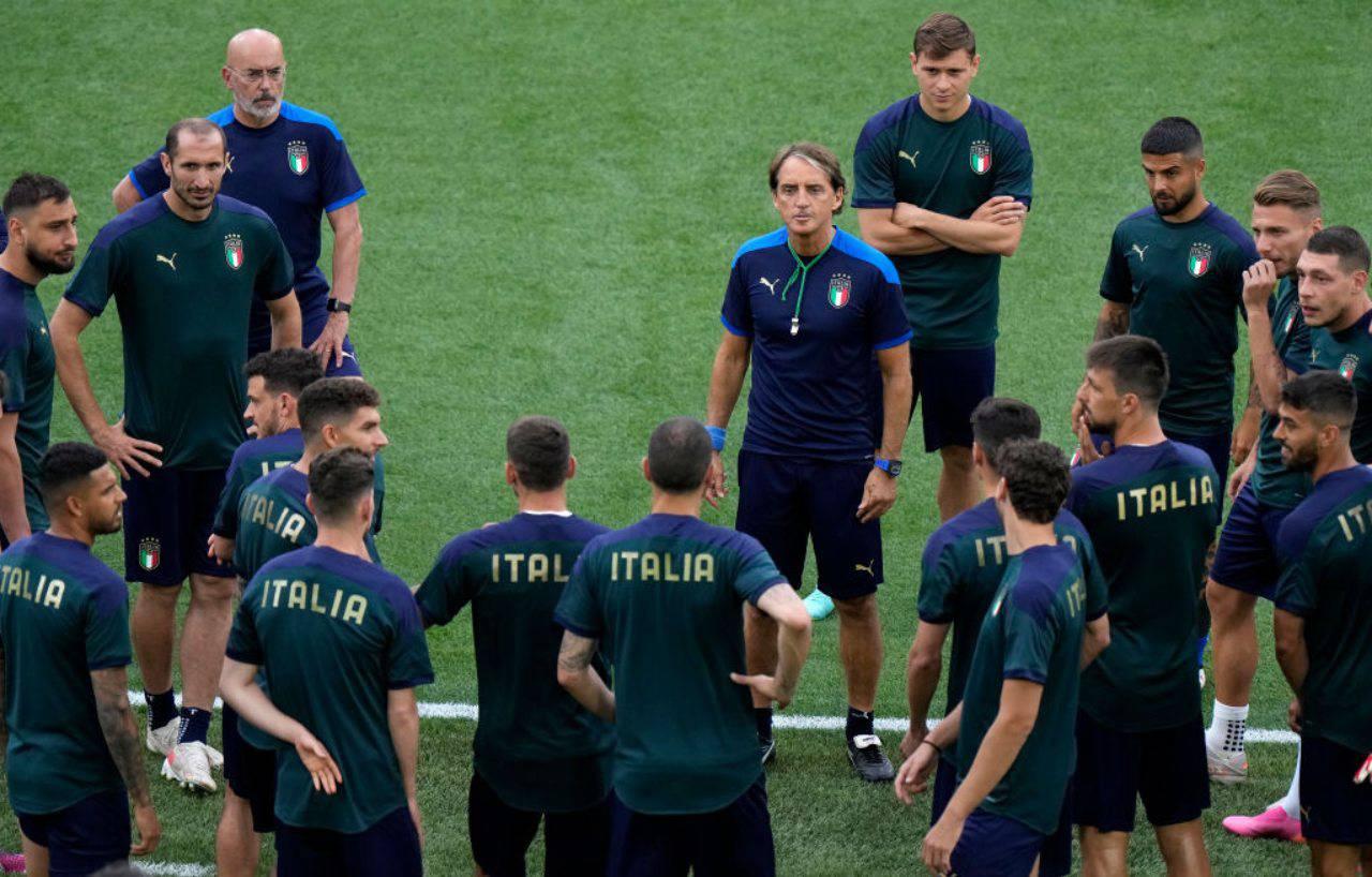Italia, Mancini inizia!