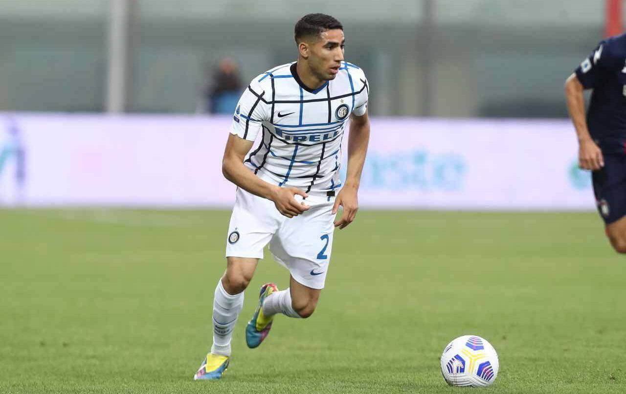 Calciomercato Inter, addio Hakimi   Accordo e addio in Premier